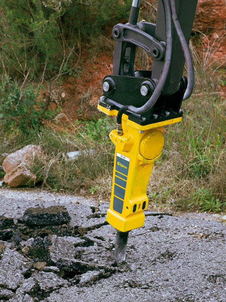 Epiroc Small Hydraulic Breakers for sale & supply